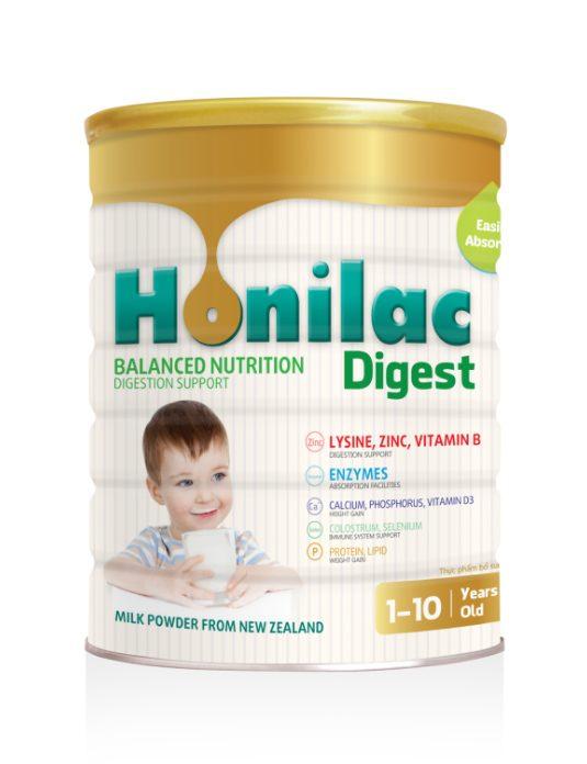 Kết quả hình ảnh cho Honilac Digest