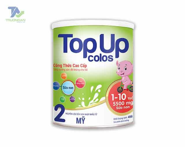 Tác dụng của Topup Colos 2 là gì?