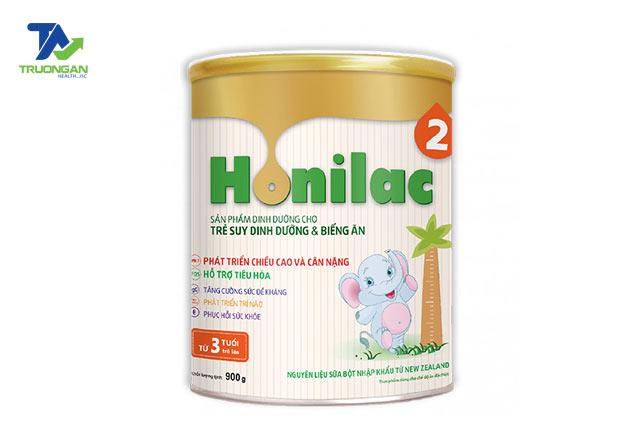 Đánh giá chất lượng của sữa Honilac 2